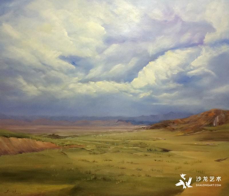 《自然天成》120X140cm 2013.jpg