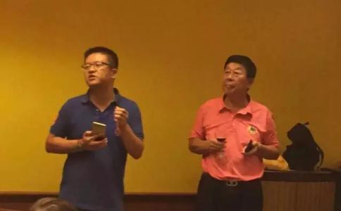 海南第二十三届中国国际广告节沙龙掌拍APP战略合作酒会成功举办