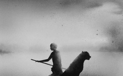 雅加达 | 黑与白 孩子与野兽是她笔下的童话