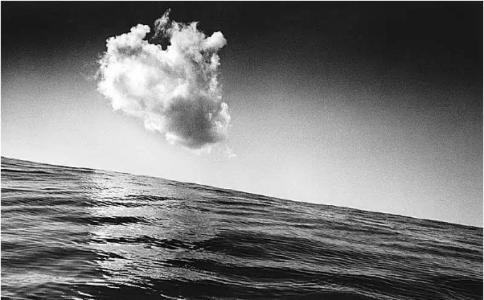 摄影史上最美的三朵云