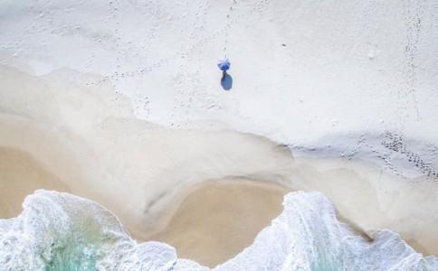 上帝视角的西澳大利亚海滨