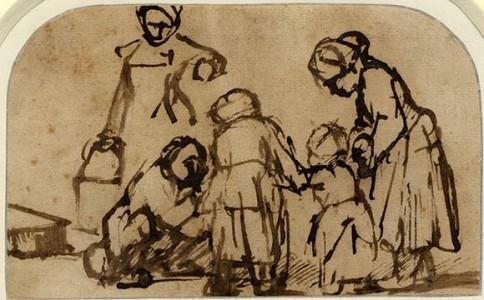 对话霍克尼:伦勃朗或见识过中国画,卡拉瓦乔启发了好莱坞
