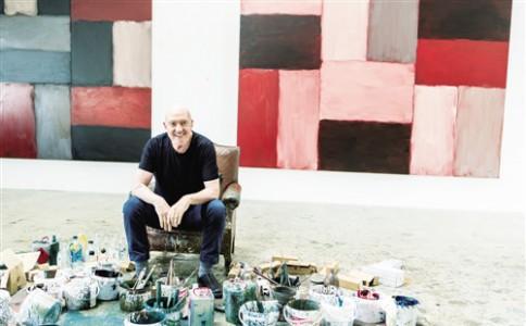 肖恩·斯库利:真正的抽象艺术就像没有歌词的音乐
