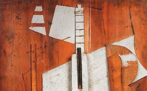 """毕加索:比音乐人更""""懂""""吉他"""