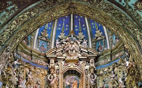 华丽的巴洛克式教堂 | 摄影师Cyril Porchet