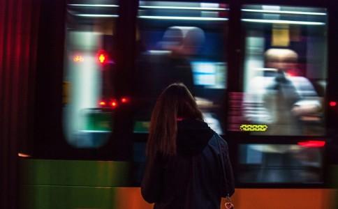 城市,余晖 |摄影师Erik Witsoe