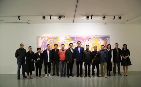 【沙龙展讯】 《自由自在——纸本的图像探索》艺术展在西安当代艺术馆开幕