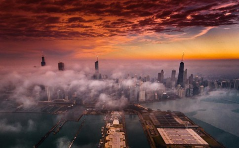 城市 | 摄影师Mike Meyers