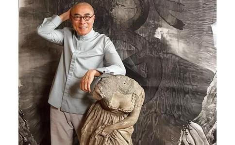 谷文达:没有传统滋养,当代艺术永远是个孤儿