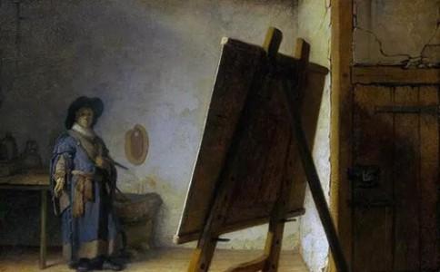 阿甘本:缺席的画室
