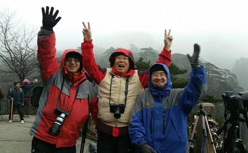 沙龙头条 | 沙龙艺术摄影俱乐部宏村、黄山采风行(第六日)