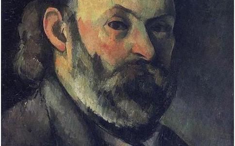 塞尚的肖像画:人类自身是永远解不开的谜