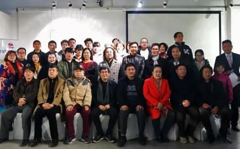 沙龙艺术 | 丝路芬芳——思秦国画新作展盛大开幕
