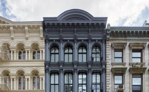 纽约一座大隐于市的公寓 The Stealth Building