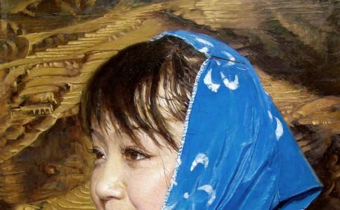 新店上线 | 张立宪 —— 当代中国现实主义油画的守望者
