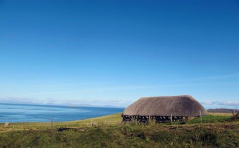 英国偏远小岛:天空岛