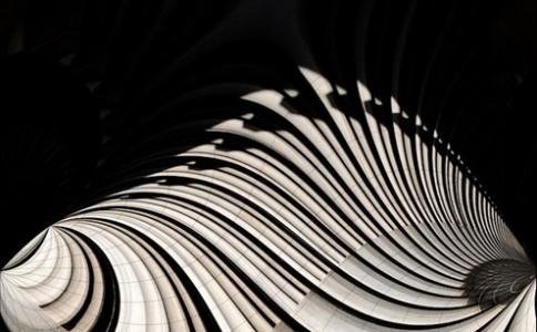 建筑摄影:美轮美奂的建筑结构