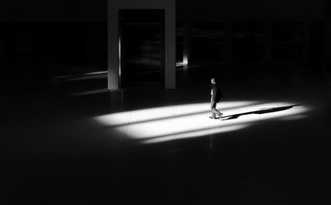 Piriskoskis:黑白街头摄影作品