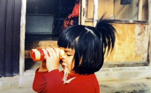 日本摄影师川岛小鸟:《Mirai-Chan》