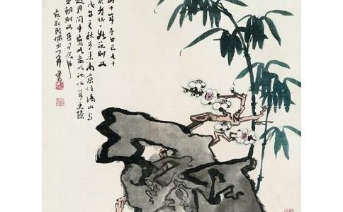 丹青今昔话沧桑——陆俨少先生对中青年山水画家的一次谈话