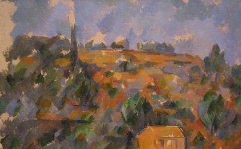 生成意境与构成境域——黄宾虹山水画与塞尚风景画的比较