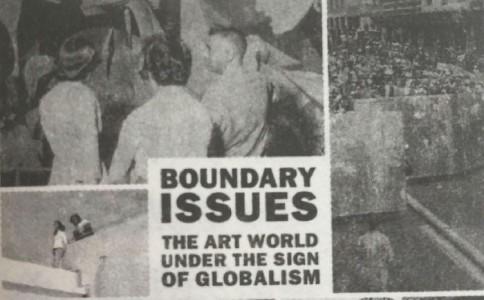 边界问题:全球主义标志下的艺术世界