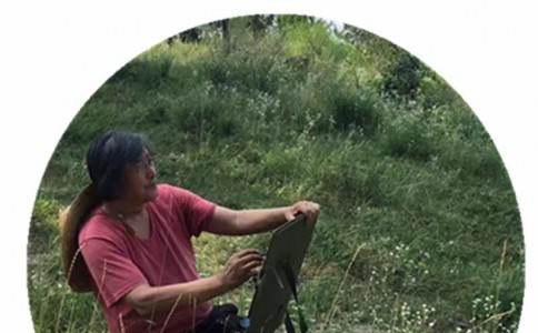 沙龙展讯 | 黄土画派写实人物画家艾红旭个展4月20日在世纪传承美术馆举行