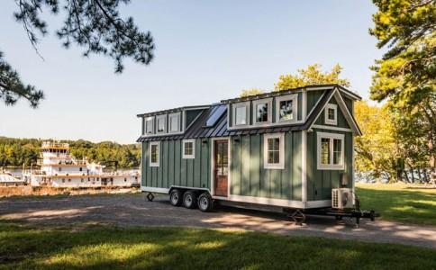 千禧世代小型移动住宅 和你一起旅行的家