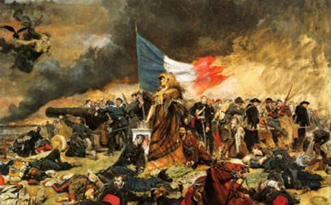 绘画、抗议和宣传:战争的视觉历史