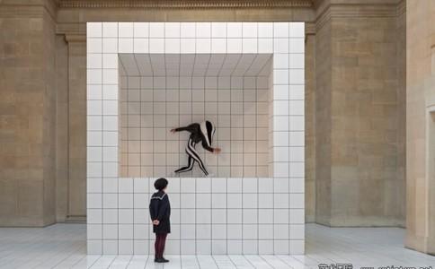 寻找材料的视觉关联:安西娅·汉密尔顿的艺术