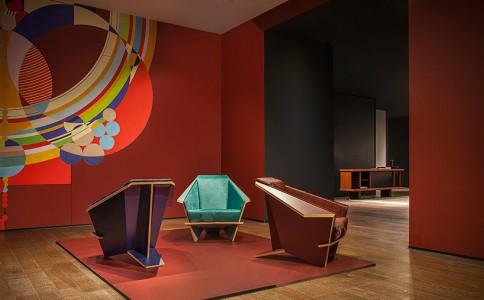 米兰设计周上的cassina新展厅